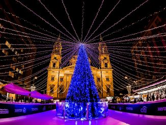 Budapest à Noël