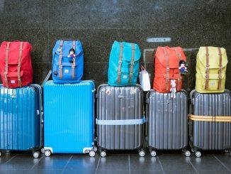 Des valises égarées ou perdues