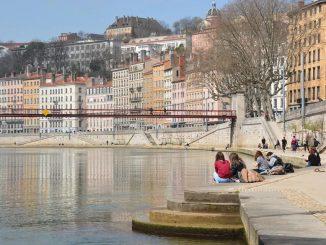 Lyon, une visite appréciée des seniors sur le Rhône