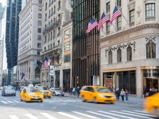 5e Avenue - New York - Etats-Unis