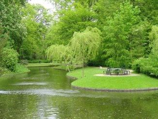 Jardins à Copenhague