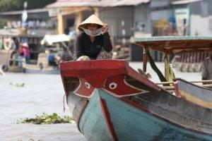 Vietnam Fleuve Mekong