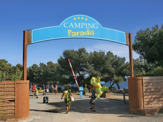 Camping Paradis comme sur TF1