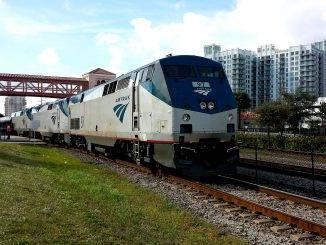 Silver Meteor entre New York et Miami