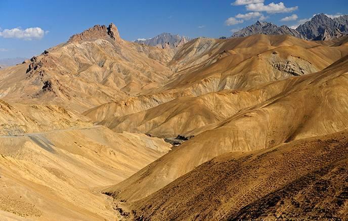 Hautes montages du Ladakh