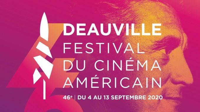 Affiche du 46ème Festival du cinéma américain de Deauville