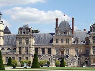 Chateau de fontainebleau journées du patrimoine