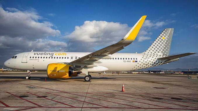 Appareil A320neo de Vueling
