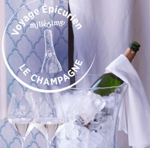 Voyage épicurien autour du Champagne
