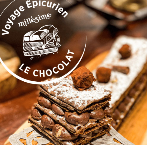 Voyage épicurien autour du chocolat
