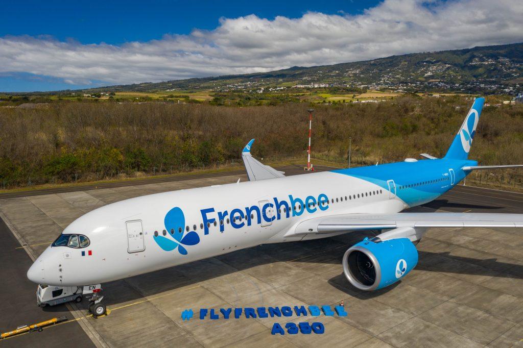 Appareil A350 de French bee