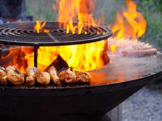 barbecue cheminée et confinement