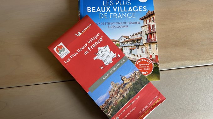 Guide 2021 des plus beaux villages de France